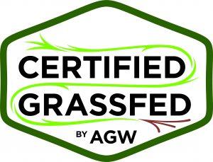 AGW Certified Grassfed logo